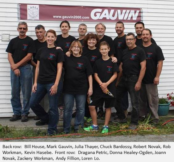 Gauvin 2000 Construction Group Picture